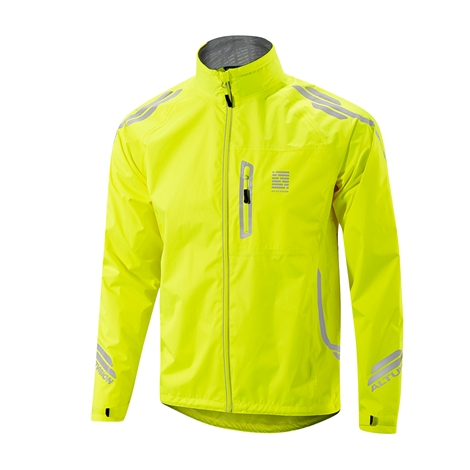 Altura Night Vision men's jacket. Similar the Nevis but with extra vents, relective patches and built in rear light.