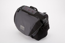Brompton C bag The most popular front bag with a capacity of 25 litres