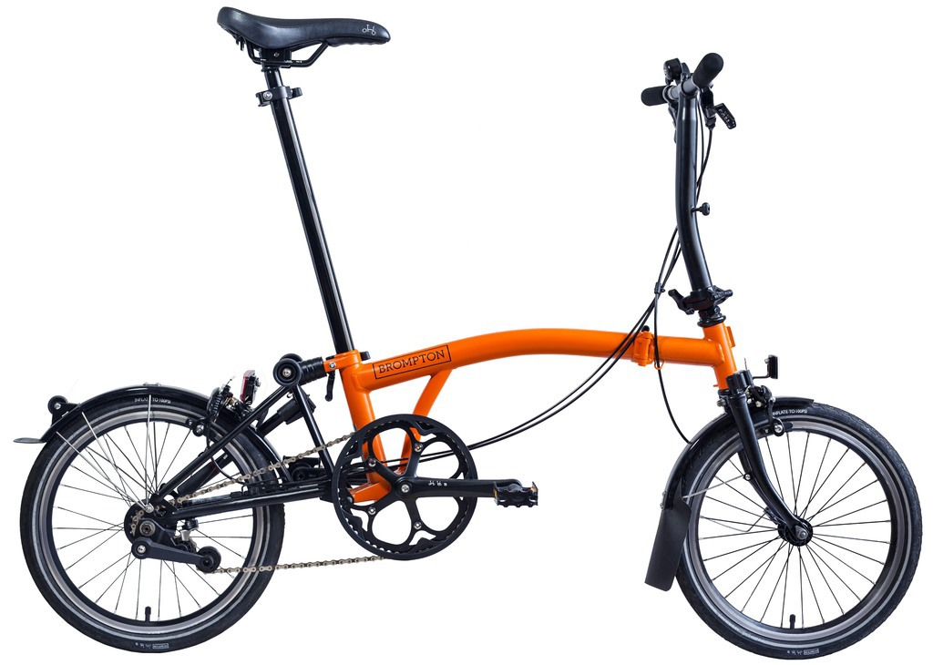 Brompton Bicycles in stock